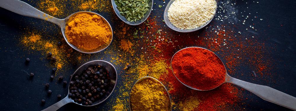 Finance a la carte - spices